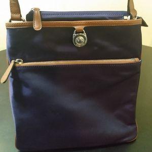 Michael kors nylon crossbody purse